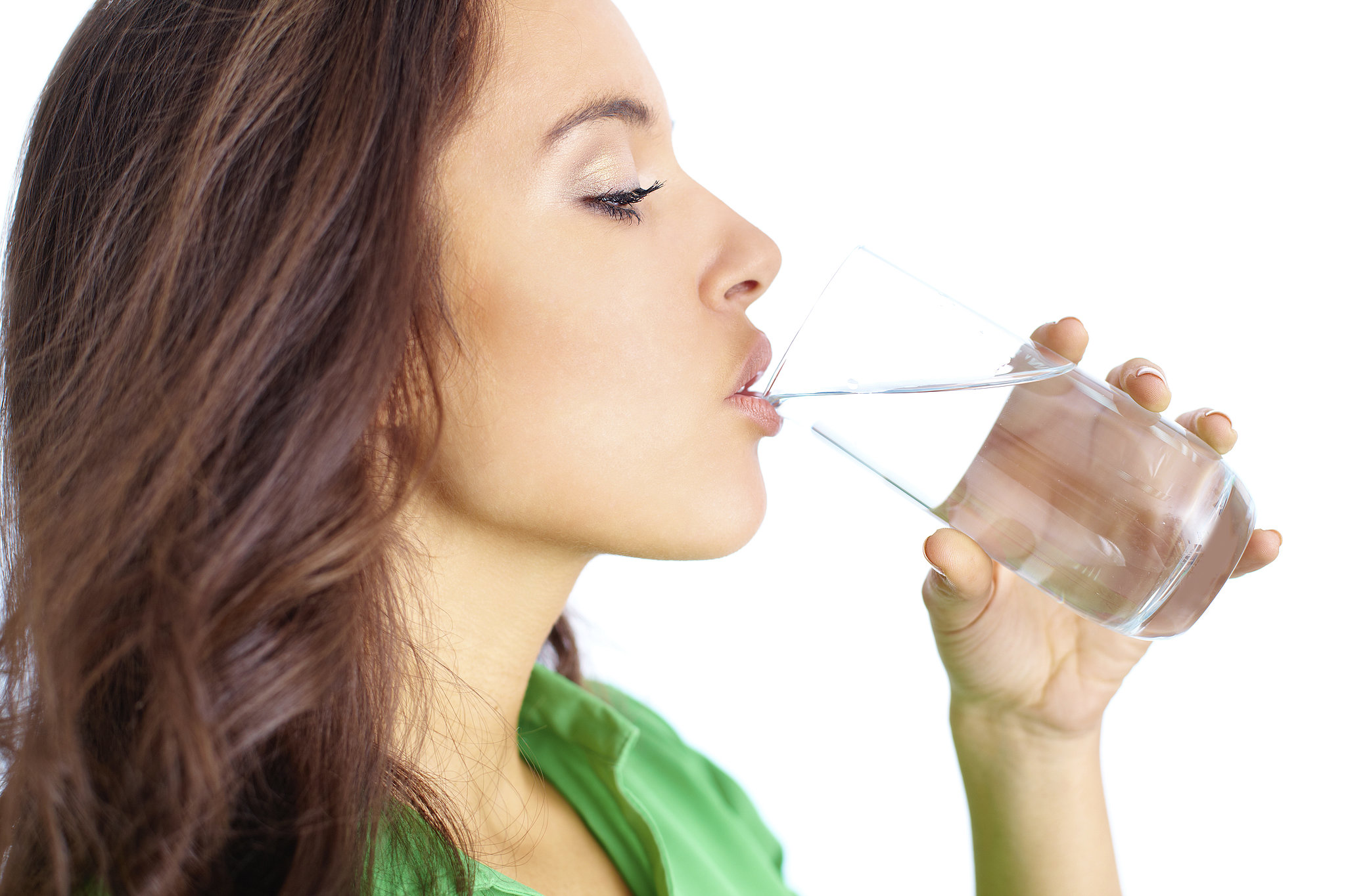 The science behind why drinking water on an empty stomach for Potable water