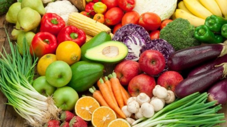The List Of Fruits And Vegetables High In Fiber